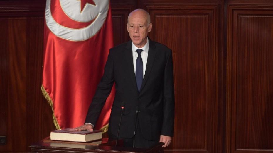 الرئيس التونسي في عطلة مرضية