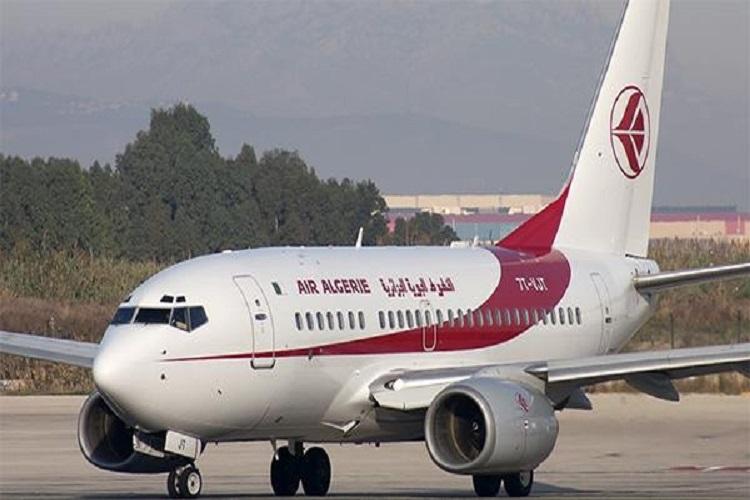 الخطوط الجوية الجزائرية تُبقي على رحلات نقل البضائع