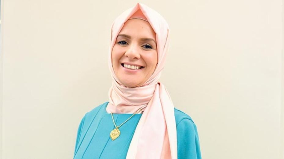 سفيرة تركيا في الجزائر