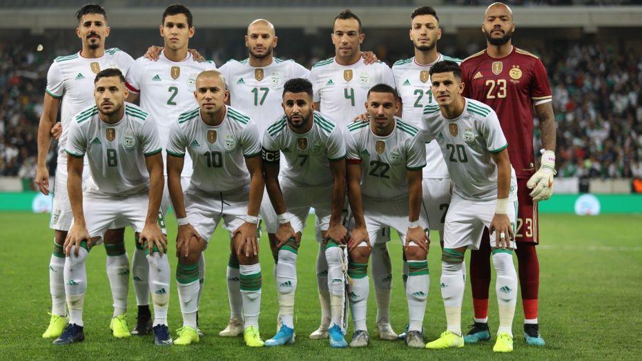 صدام قوي بين الجزائر ومصر في بطولة كأس العرب