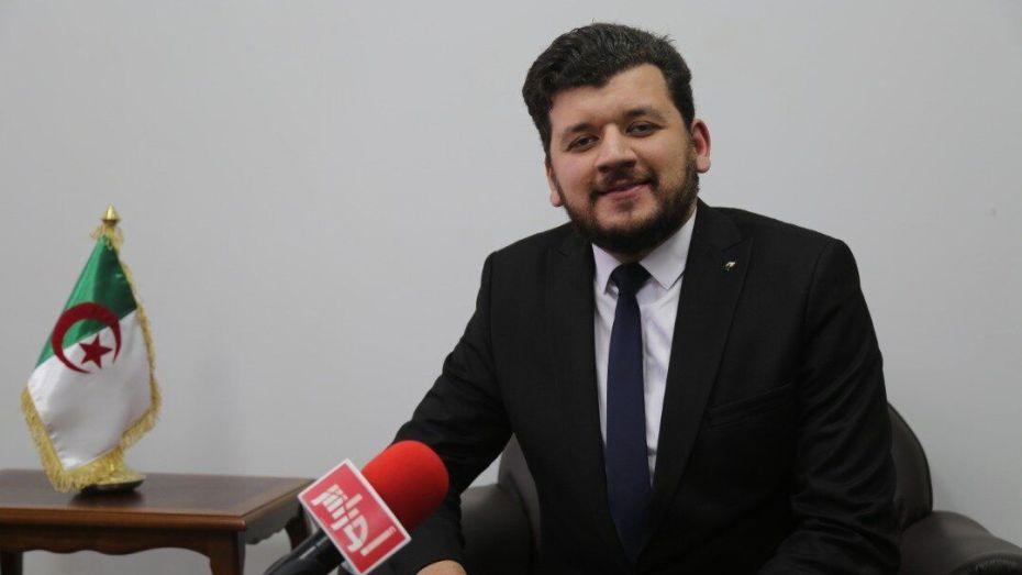 الوزير المنتدب المكلف بالمؤسسات الناشئة ياسين وليد
