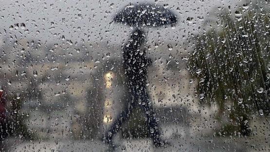 أمطار غزيرة على المناطق الداخلية الشرقية والجنوبية