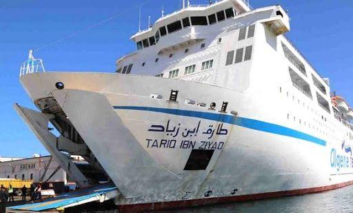 رحلتان بحريتان لإجلاء المسافرين الجزائريين بفرنسا