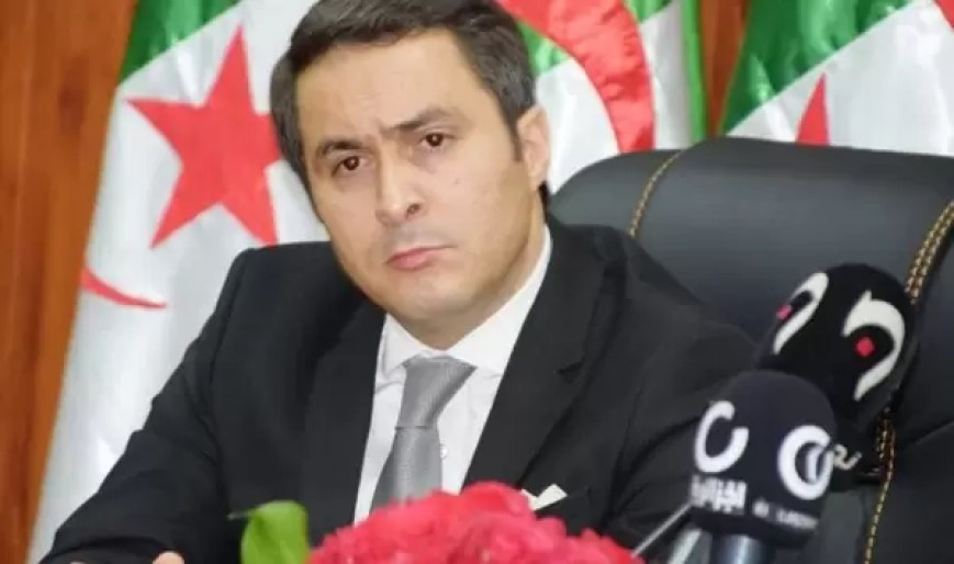 سيد علي خالدي وزير الشباب والرياضة