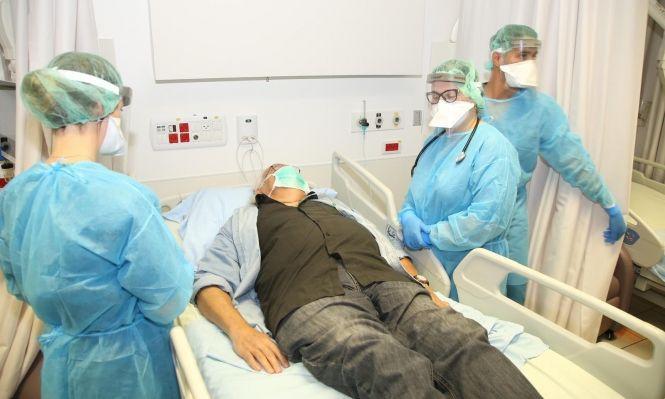 الإصابات بفيروس كورونا تواصل ارتفاعها في الجزائر