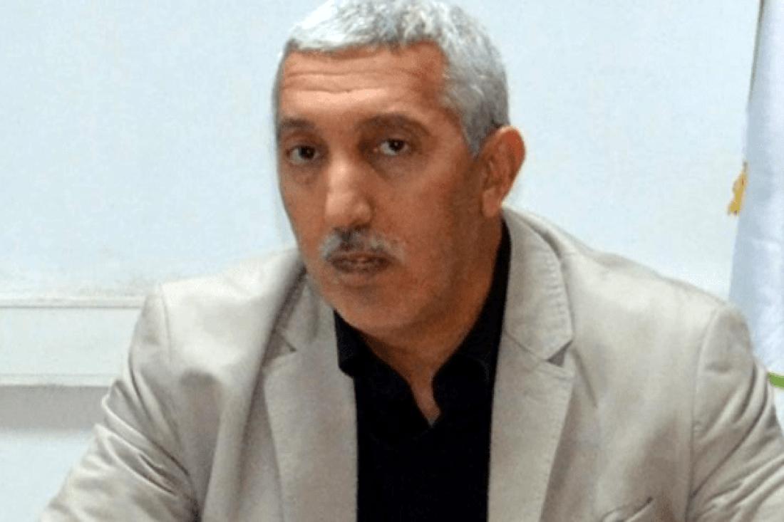 صالح باي عبود المكلف بالإعلام على مستوى الاتحادية الجزائرية لكرة القدم