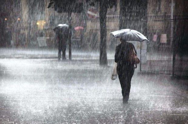 أمطار رعدية مصحوبة برياح قوية مرتقبة على ولايات عدة