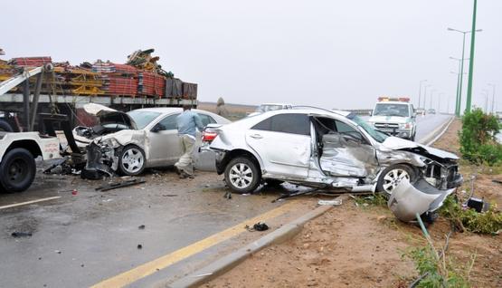 حادث مرور أليم يخلّف 5 قتلى في بسكرة