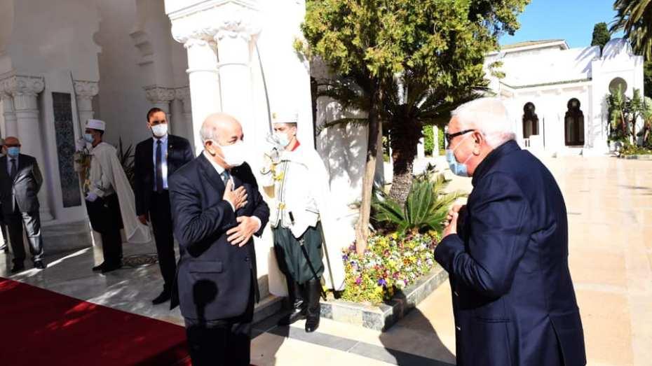 رئيس الجمهورية الأسبق اليامين زروال يحادث الرئيس تبون هاتفيا