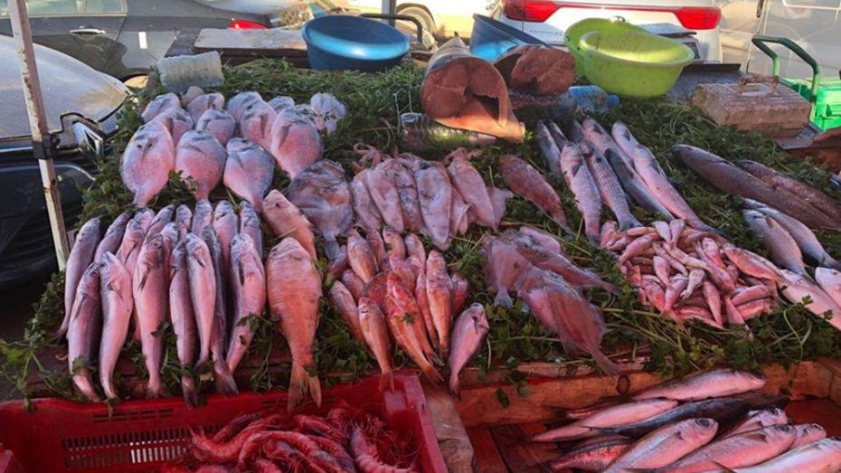 """إلغاء """" الوشوشة في الأذن"""" في بيع الأسماك"""