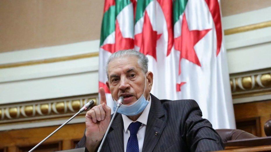 قوجيل يؤكد رفض الجزائر التام لأي تدخل في الشؤون الداخلية