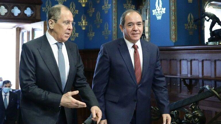 توافق جزائري روسي على الحل السلمي الأزمة الليبية