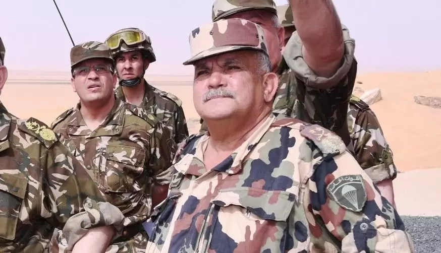 وفاة قائد الناحية العسكرية الرابعة