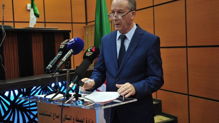 جمال فورار يعلق على تطور الوضعية الوبائية في الجزائر