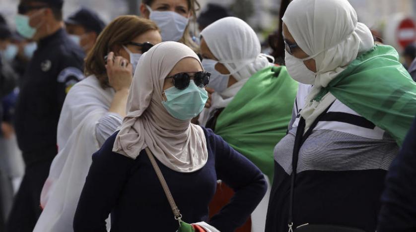 آخر إحصاءات فيروس كورونا في الجزائر