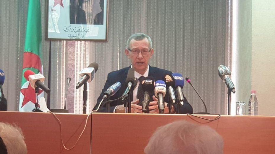 بلحيمر: الجزائر تنتقل من الصحافة الورقية إلى الإلكترونية