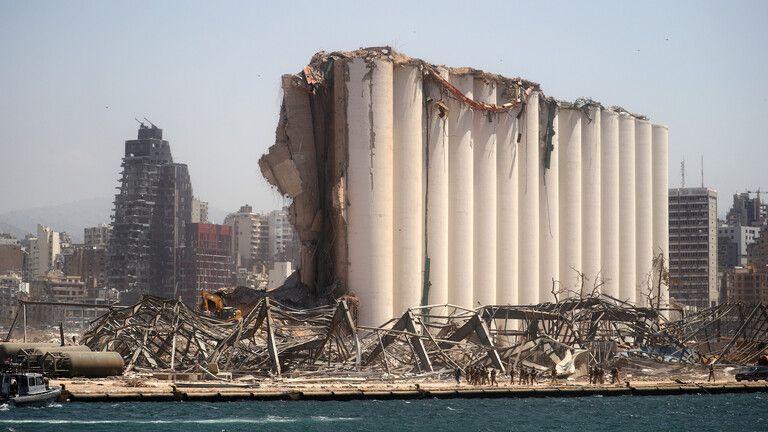 حصيلة جديدة لانفجار مرفأ بيروت