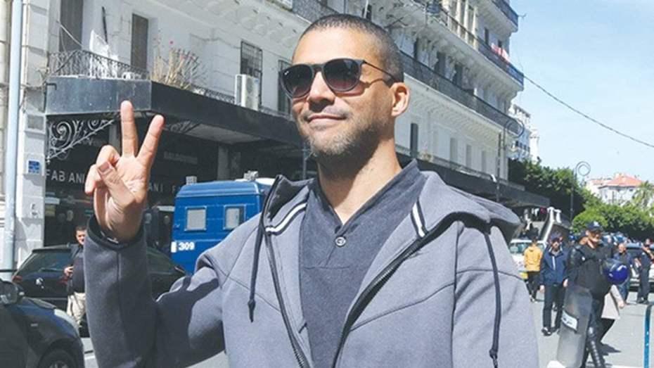 لزهاري: خالد درارني ليس مسجونا بسبب آرائه