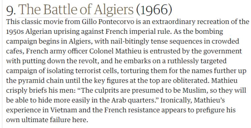 معركة الجزائر