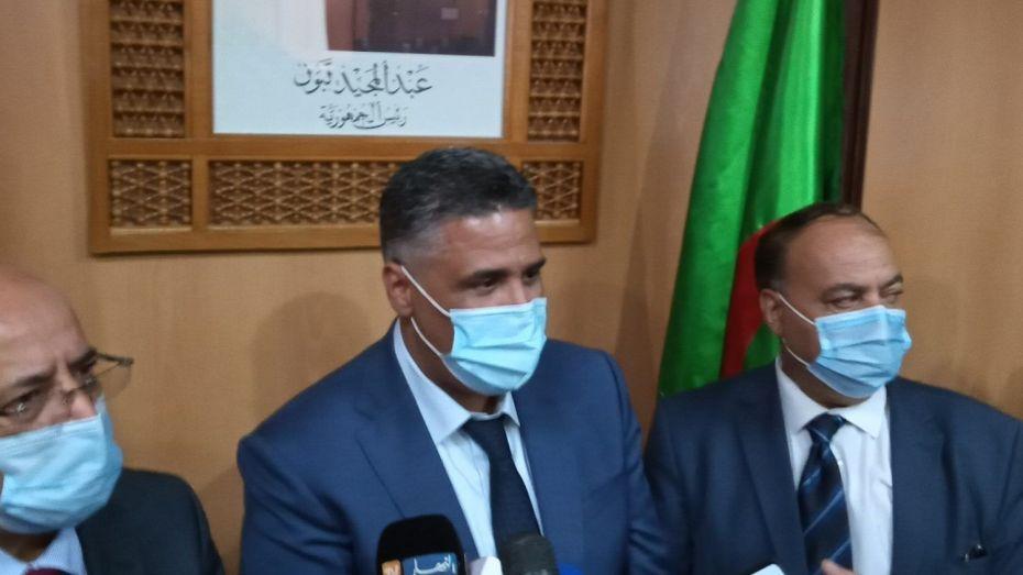 بلعريبي يكشف جديد مشاريع عدل