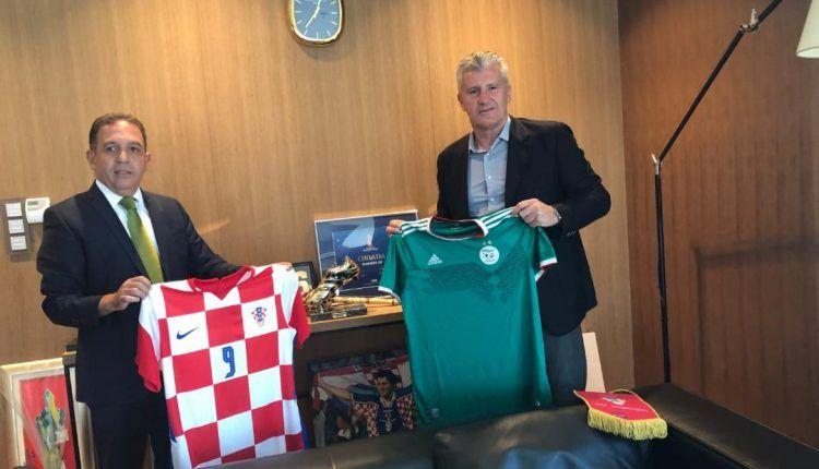 هدّاف كرواتيا السابق دافور شوكر يُثني على الجزائريين
