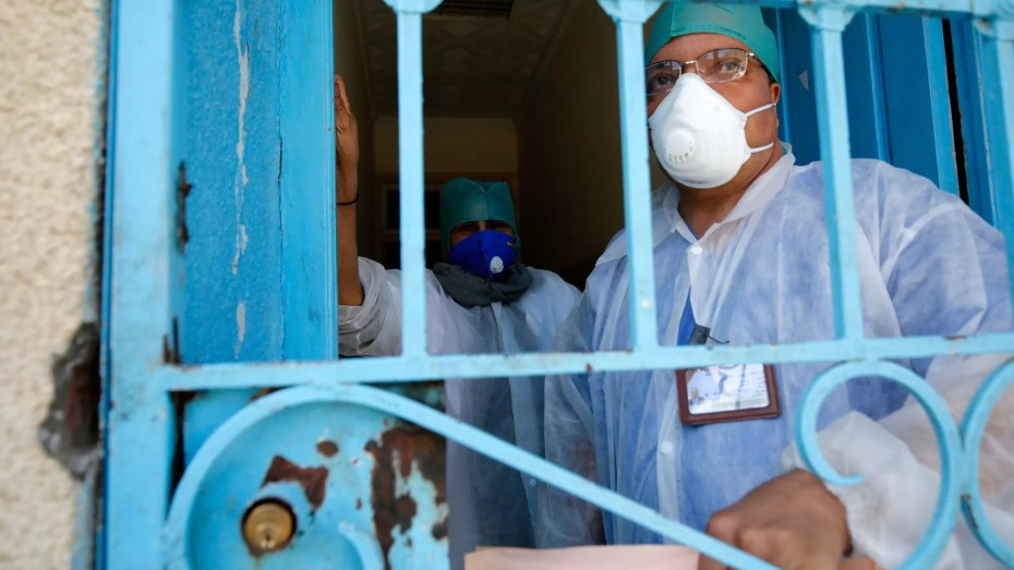 البروفيسور حمود نيبوش يحذر من عودة قوية فيروس كورونا كوفيد 19بقوة