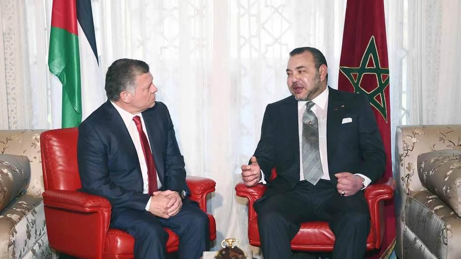 نحو فتح قنصلية أردنية بالعيون المحتلة