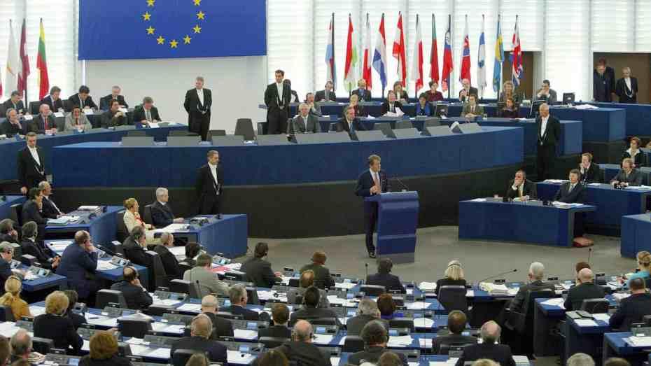 أحزاب الموالاة تندد بلائحة البرلمان الأوروبي
