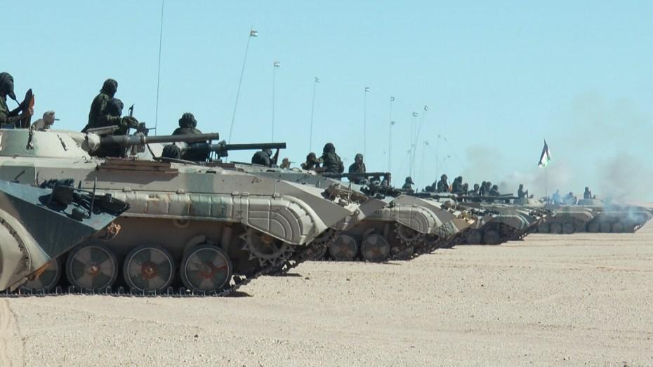 لليوم 29 على التوالي.. الجيش الصحراوي يواصل هجماته على القوات المغربية