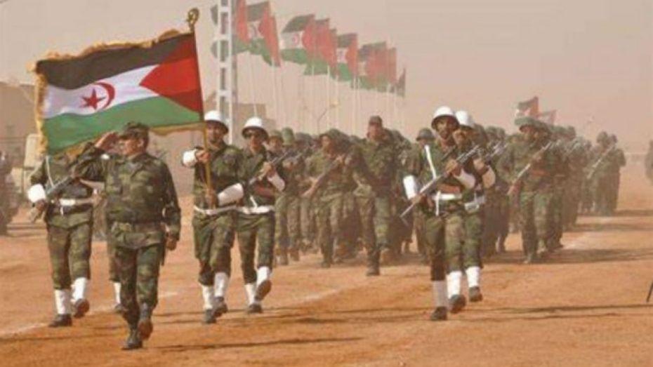 الجيش الصحراوي يواصل قصف القواعد المغربية خلف جدار الكركرات