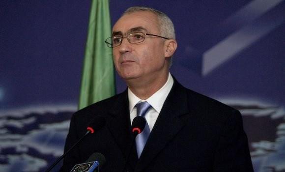 جراد يعزي في وفاة الوزير الأسبق عبد الرشيد بوكرزازة