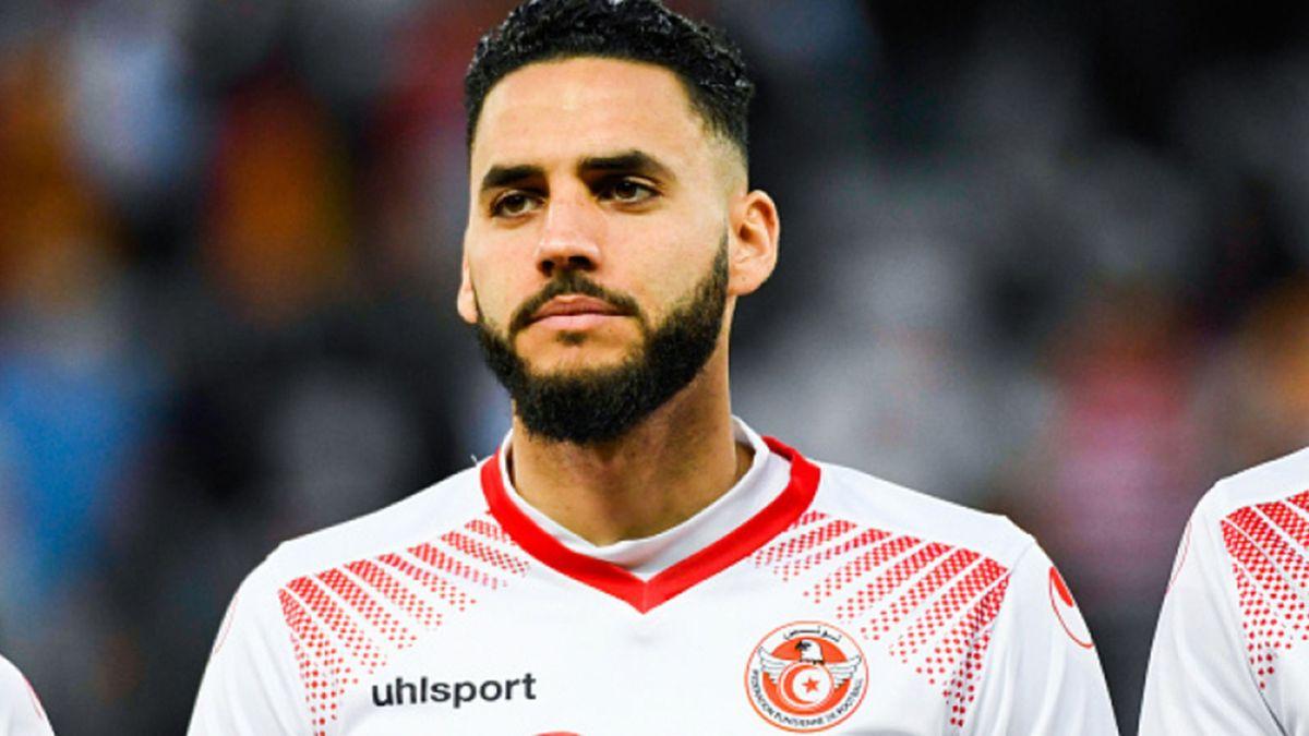 """""""ديلان براون"""" اللاعب الدولي التونسي"""