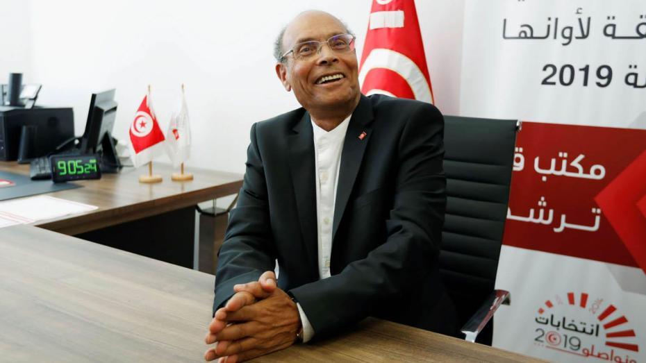 الرئيس التونسي الأسبق يتهم الجزائر بعرقلة إحياء اتحاد المغرب العربي ويعلق على الحراك