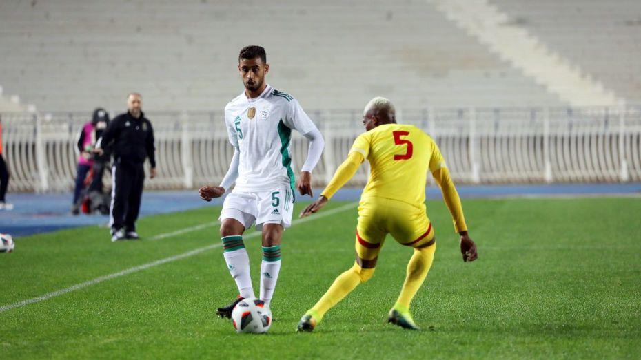 هكذا كانت رسالة حلايمة إلى من يريد تقمص ألوان المنتخب الجزائري