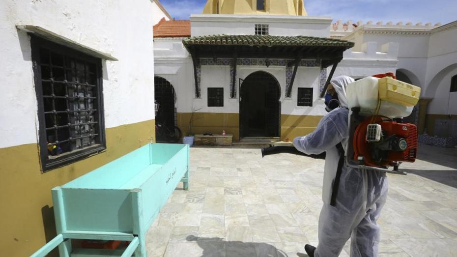 الجزائر خسرت 118 من طاقمها الطبي خلال الجائحة