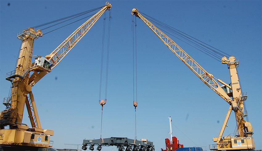 الجزائر تصدر شحنات جديدة من الإسمنت إلى الخارج
