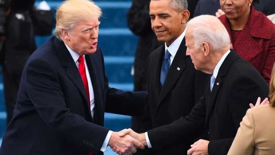 ترامب يوافق على انتقال السلطة إلى بايدن