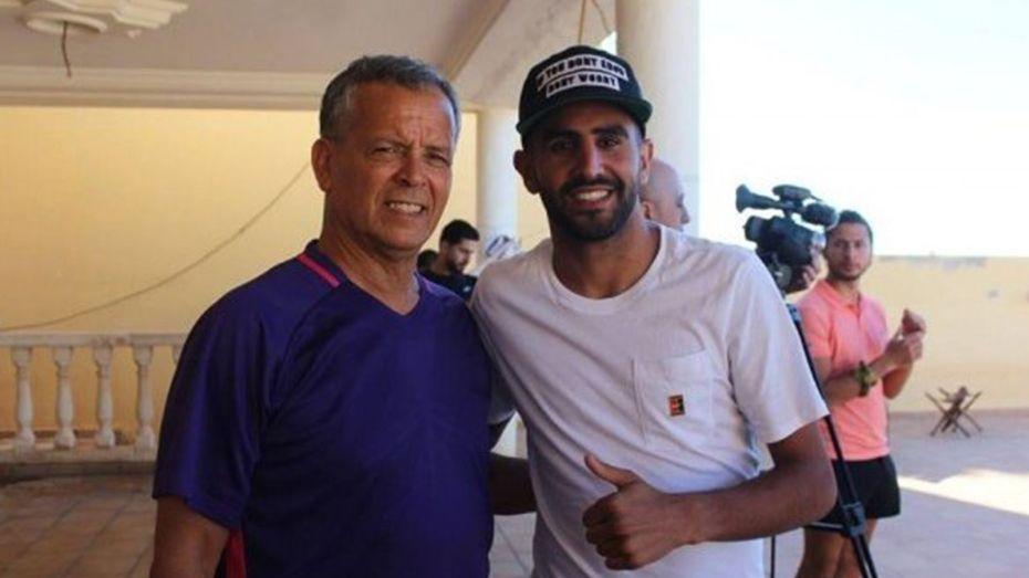 نجم كرة القدم #الجزائرية سنوات الثمانينيات اعتبر مواطنه #محرز أفضل بكثير من لاعبي برشلونة وريال مدريد