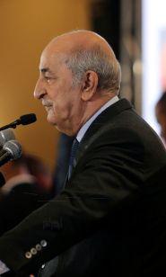 غياب الرئيس عبد المجيد تبون بسبب الإصابة بكورونا