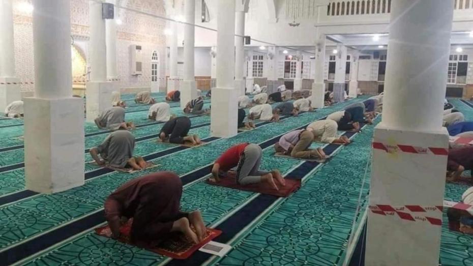 وزارة الشؤون الدينية تحدد موضوع خطبة الجمعة المقبلة