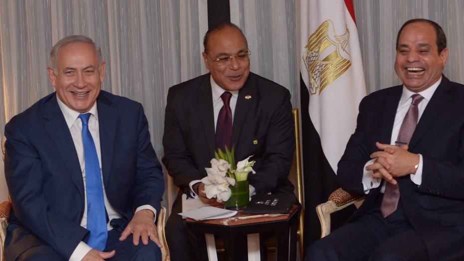 عبد الفتاح السيسي يبارك تطبيع المغرب مع دولة الاحتلال الإسرائيلي