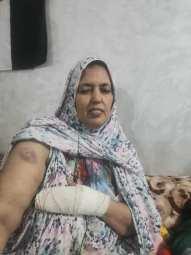 انتهاكات القوات المغربية لكرامة النساء الصحراويات