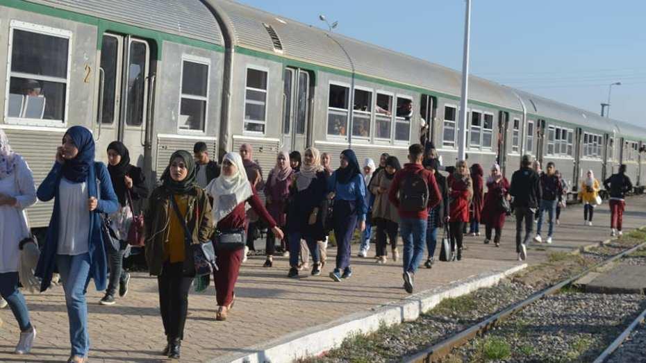 استئناف عمل القطارات قريبا بعد أشهر من التوقف بسبب كورونا