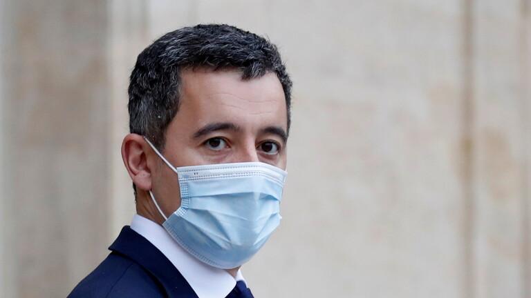 تهمة الاغتصاب تلاحق وزير الداخلية الفرنسي جيرالد دارمانين