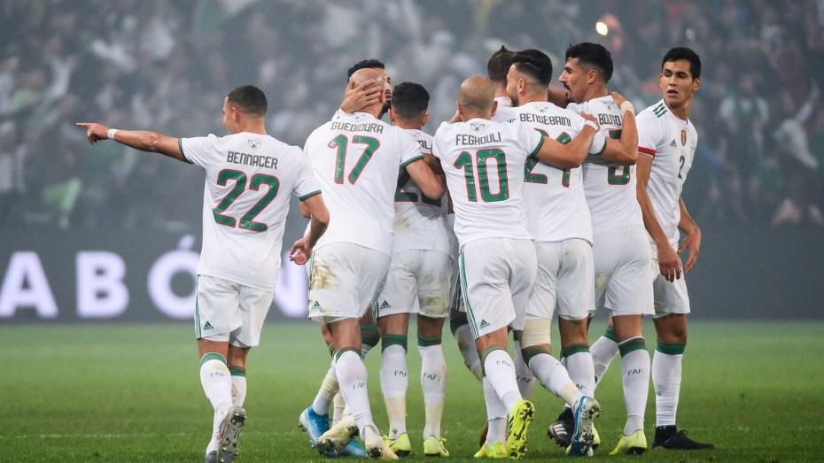 المنتخب الجزائري يحافظ على مركزه في الترتيب العالمي للمنتخبات