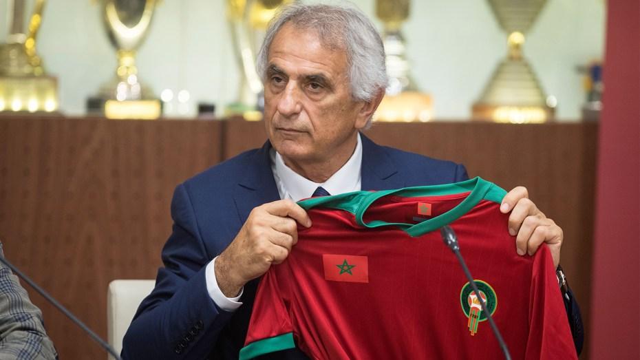 وحيد حاليلوزيتش مدرب المنتخب المغربي يتوعد جمال بلماضي