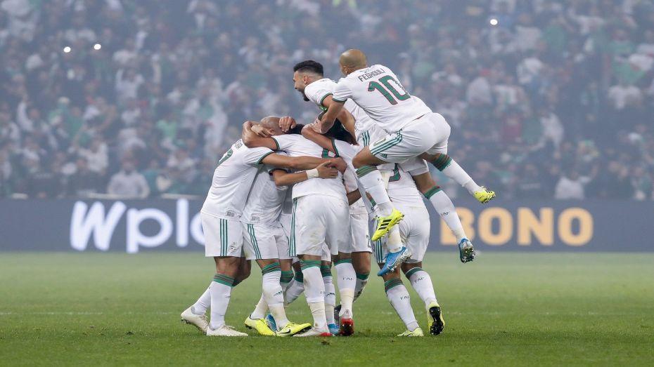 عمارة يعلق على المواجهة القوية بين الجزائر ومصر في كأس العرب