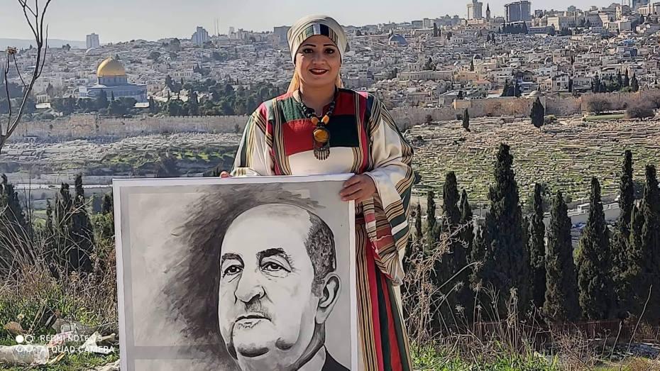 غرس شجرة زيتون باسم تبون في القدس