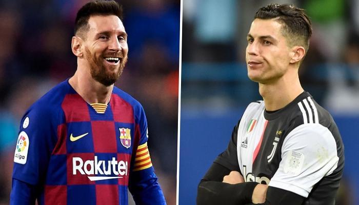 كيف علّق ميسي ورونالدو على اختيارهما ضمن أفضل تشكيلة في تاريخ كرة القدم؟