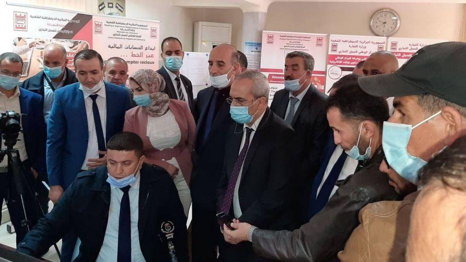 الجزائر تطلق برنامج لتعزيز المنظومة الإحصائية المحلية